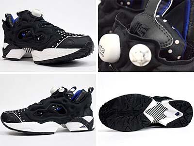 Reebok INSTA PUMP FURY [PUMP DOT mita sneakers EXCLUSIVE] V49275