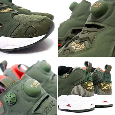 REEBOK INSTA PUMP FURY [FLIGHT JACKET PACK]