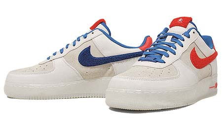 NIKE AIR FORCE 1 SUPREME [YEAR OF THE RABBIT 2011] 318988-100 写真1