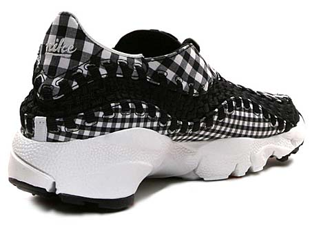 NIKE FOOTSCAPE WOVEN FREEMOTION [BLACK/SUMMIT WHITE] 417725-001 写真1
