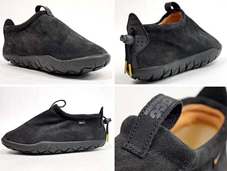 NIKE AIR MOC LT [DARK CHARCOAL/HONEYCOMB-MID NIGHT FOG] 429675-001 写真2