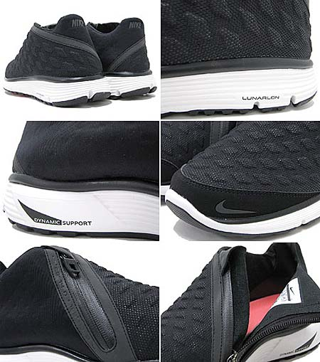 NIKE LUNAR ORBIT+ [BLACK/SUMMIT WHITE] 429770-002 写真1