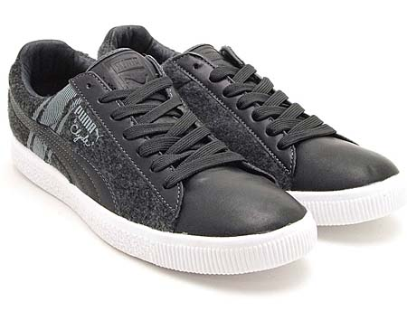PUMA CLYDE SURVIVAL [DARK SHADOW/WHITE]