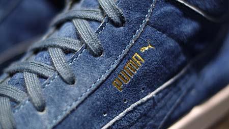 Puma SUEDE MID MITA [mita sneakers Exclusive|INDIGO] 352877 画像3