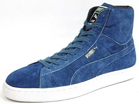 Puma SUEDE MID MITA [mita sneakers Exclusive|INDIGO]