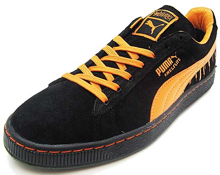 puma SUEDE SHELFLIFE 2 [SPECTRA YELLOW/BLACK]