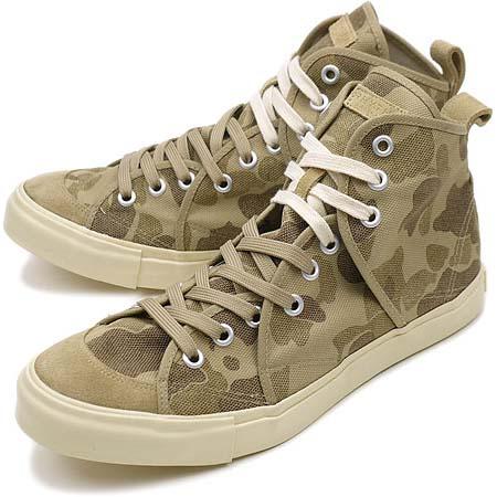 Rhythm Footwear SANDWICH HI CAMO [BEIGE] R-1112021 画像