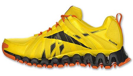 Reebok PREMIER ZIGTRAIL [BLACK/YELLOW/ORANGE] V57931 写真2