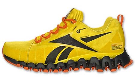 Reebok PREMIER ZIGTRAIL [BLACK/YELLOW/ORANGE] V57931