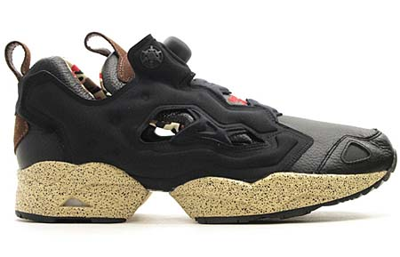 Reebok PUMP FURY for Reebok Collection [BROWN/BLACK/CAMO] V65174 写真1