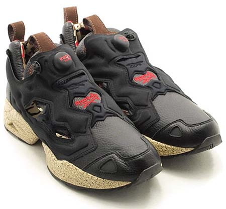 Reebok PUMP FURY for Reebok Collection [BROWN/BLACK/CAMO] V65174