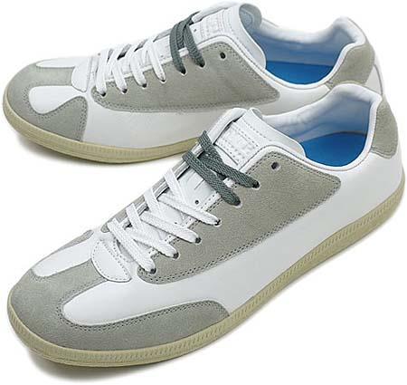 Rhythm Footwear PRETZEL-LO [WHITE] R-1117012 写真1