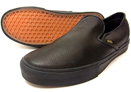 VANS SYNDICATE SLIP-ON DECOM [TOMMY GUERRERO|BLACK] 0L3C4NG
