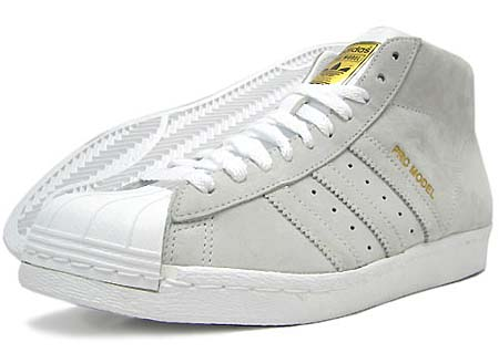 adidas OBYO PROMODEL DAVID BECKHAM [Run White] G20065