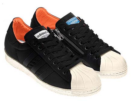 adidas ss80s porter textile [black/orange] G28538