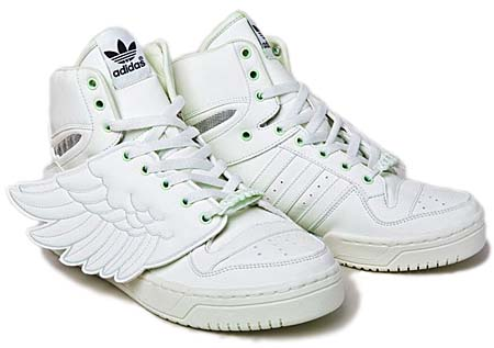 adidas OBYO JEREMY SCOTT WINGS [Glow in the Dark] G43736 写真1