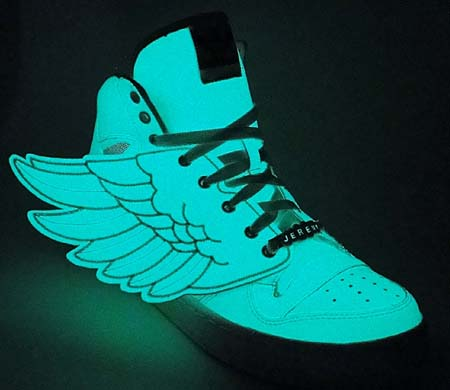 adidas obyo jeremy scott wings [glow in the dark] G43736