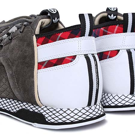 adidas ObyO ZX MOCC [DARKCINDER/DARKCINDER/WHITE] G43839 写真2