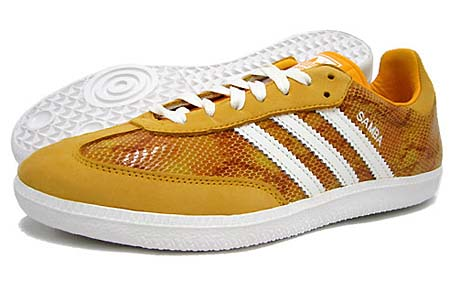adidas SAMBA [COLLEGE GOLD/WHITE] G43956