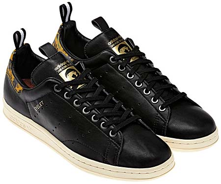 adidas ObyO KAZUKI STAN SMITH JAM HOME MADE [BLACK] G43978