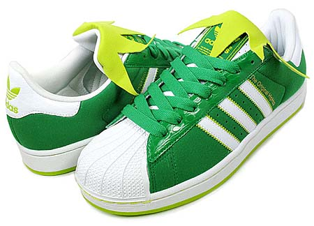 adidas SUPERSTAR 2 [The Muppets Kermit] G49999