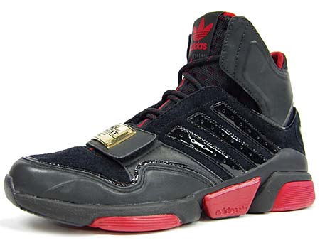 adidas JEREMY SCOTT adiMEGA TORSION [BLACK/RED] G50728