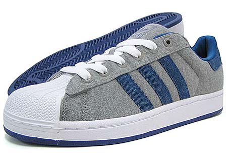 adidas SUPER STAR 2 [GREY/DENIM/WHITE] G50967