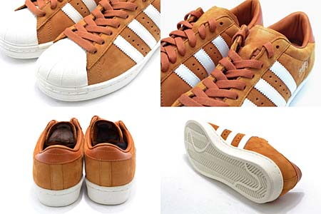 adidas SUPERSTAR VINTAGE [ORIGINALS SPICE] G50994 写真1