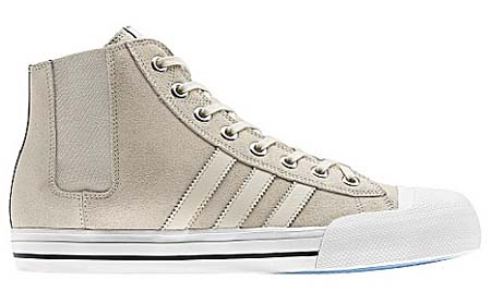 adidas AO TOSS HI [LIGHT GREY] G51004 写真1