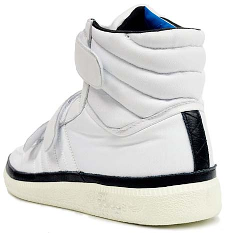 adidas originals 4-BIT [WHITE/BLACK] G51456 写真1
