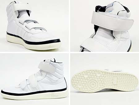 adidas originals 4-BIT [WHITE/BLACK] G51456 写真2