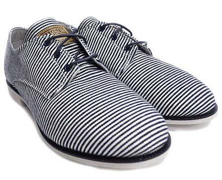 adidas RANSOM DOVER [WHITE PINSTRIPE] G51681