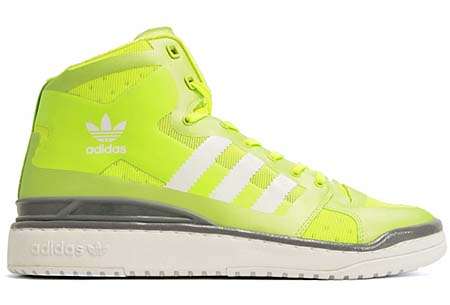 adidas FRM MID CRAZYLIGHT [ELECTR/WHITE/MLEAD] G51707