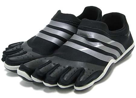 adidas ADIPURE TRAINER M S1 [Black/Silver/Black] V20554