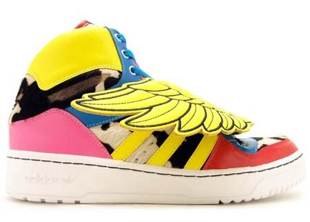 adidas Orignals JEREMY SCOTT WINGS [for 2NE1] V20692 写真1
