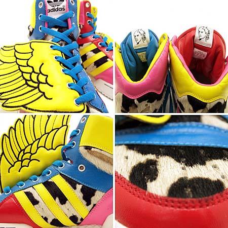 adidas Orignals JEREMY SCOTT WINGS [for 2NE1] V20692 写真2