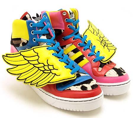 adidas Orignals JEREMY SCOTT WINGS [for 2NE1] V20692