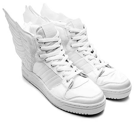 adidas Jeremy Scott JS WINGS 2.0 [Xmas|WHITE] V20699 写真1