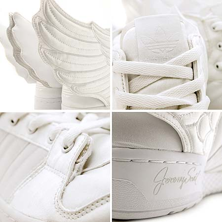 adidas Jeremy Scott JS WINGS 2.0 [Xmas|WHITE] V20699 写真2
