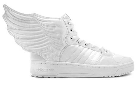 adidas Jeremy Scott JS WINGS 2.0 [Xmas|WHITE] V20699
