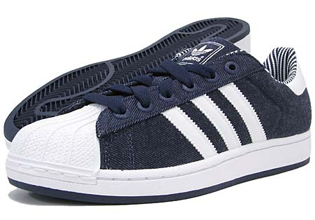 adidas SUPER STAR 2 [DARK INDIGO/WHITE] V22965