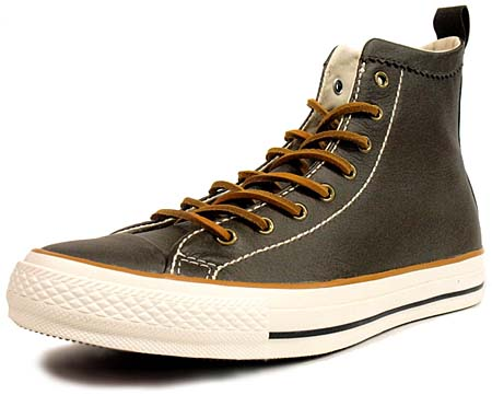 CONVERSE LEATHER ALL STAR VW HI [BROWN] 32046969