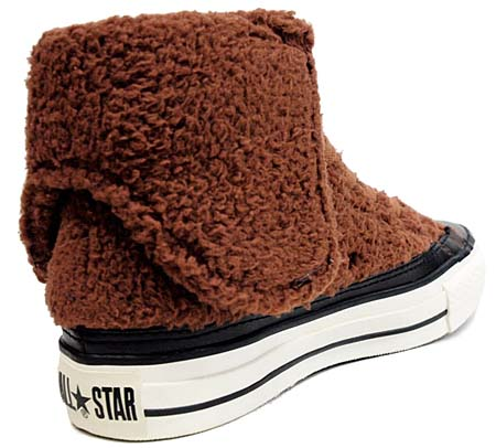 CONVERSE ALL STAR HOUNDER HI [BROWN] 32067229 写真1