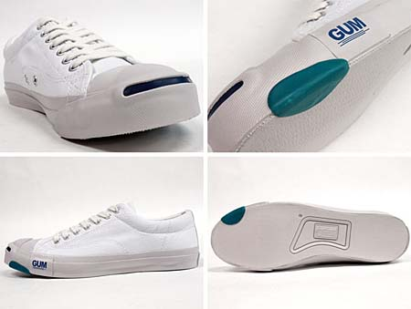 CONVERSE JACK PURCELL CHEWING-GUM [WHITE] 32265570 写真2