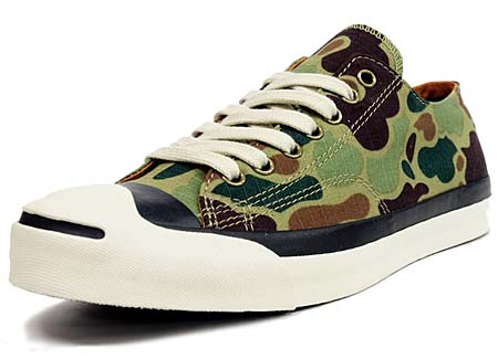 CONVERSE JACK PURCELL HUNTER-CAMO [OLIVE] 32265784