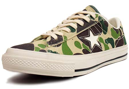 CONVERSE ONE STAR 83-CAMO OX 32350104