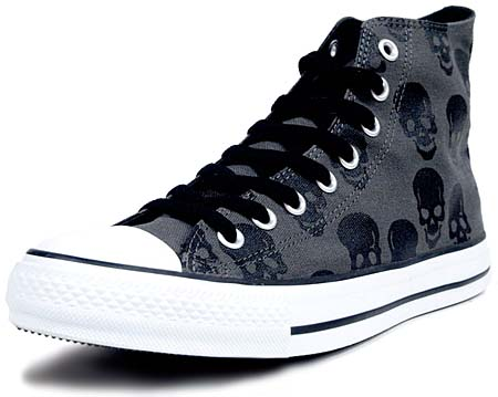 CONVERSE ALL STAR DA HI [SKULL] 32660641