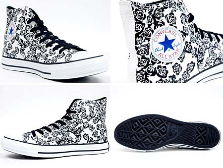 CONVERSE ALL STAR DA HI [ROSE] 32660642 写真1