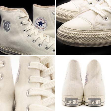 CONVERSE ALLSTAR BE@BRICK HI [WHITE] 32660940 写真2