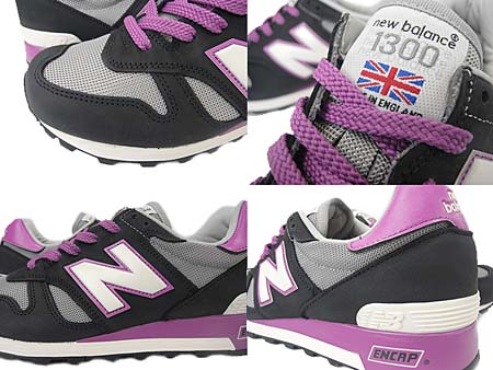 new balance M1300 NBL [NAVY/MAGENTA/SILVER COLORWAY] M1300 NBL 写真1